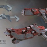 Jupiter Ascending - Aegis Rifle